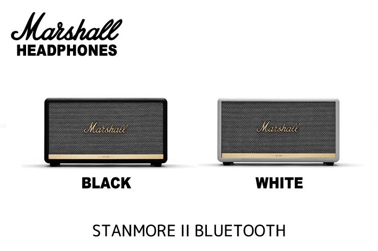Marshall マーシャル STANMORE2 Bluetooth スピーカー