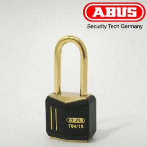 世界で認められている ABUS 南京錠 標準シリーズ T84MB/15L ABUS 南京錠 T84MB 15Lサイズ キー3本付【アバス 真鍮 T84MB/15L 箱入り】
