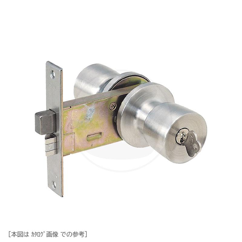 玄関 AGENT 握り玉錠 ドアノブ 交換 取替え【バックセット95mm】【玄関向け】【R-7】【R7】