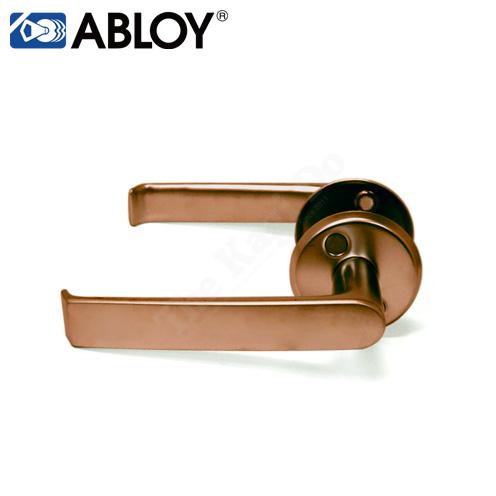 ABLOY Prime 15/006 レバーハンドル ARP アンティークブラウン色 角芯棒□型/1辺8mm【左右勝手兼用】【アブロイ ASSA アッサ SWEDOOR 木製玄関扉 旧001】