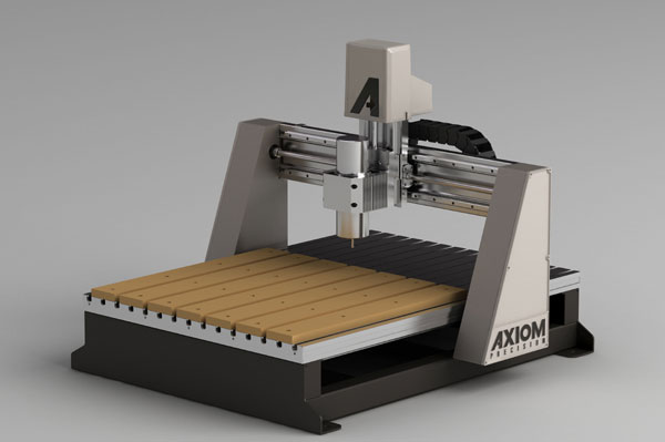 Axiom Cnc Router Pro 4 Mini Cnc Router Dsp Cnc Motion Control System Precision Ball Screw Water Cooled Motor Controller 3 Axis Woodworking Sculpture