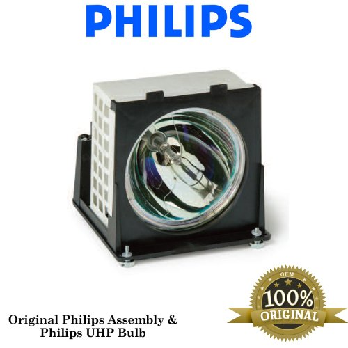 Mitsubishi 915P020A10 Projector TV Assembly with OEM Bulb and オリジナル ハウジング 『汎用品』(海外取寄せ品)