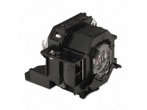 Projector ランプ ELPLP42 / V13H010L42 w/ハウジング For エプソン Epson プロジェクター and 1-Year リプレイスメント 『汎用品』(海外取寄せ品)