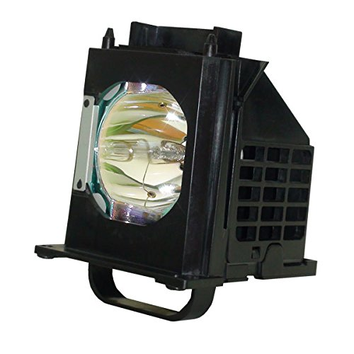 Mitsubishi WD60737 Rear Projector TV Assembly with OEM Bulb and オリジナル ハウジング 『汎用品』(海外取寄せ品)