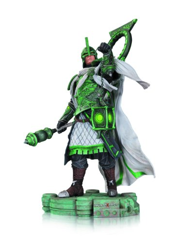 DC Collectibles Infinite Crisis: Arcane グリーン ランタン Green Lantern Statue (海外取寄せ品)