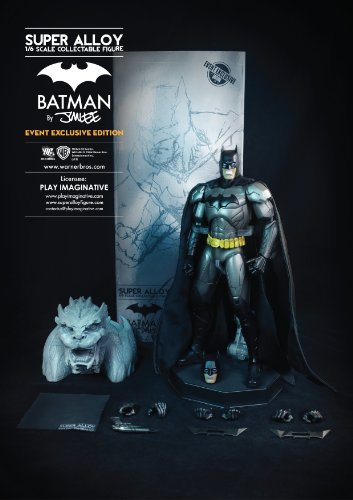 Super Alloy 1/6 Scale Collectible Figure - バットマン Batman By Jim Lee (Exclusive Edition) (海外取寄せ品)