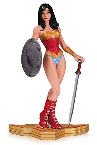 【お年玉セール特価】 DC Collectibles Collectibles ワンダーウーマン Wonder Woman: Art DC of ウォー Statue ウォー by Yanick Paquette (海外取寄せ品), エスエール:c36d72d7 --- canoncity.azurewebsites.net