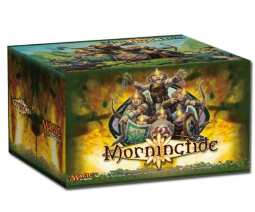 マジック ザ ギャザリング Magic the Gathering TCG Morningtide ファット パック (6 Boosters) (海外取寄せ品)