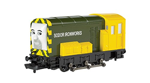 Bachmann トーマス Thomas and フレンド Iron 'Arry Locomotive with Moving アイ (HO Scale) (海外取寄せ品)