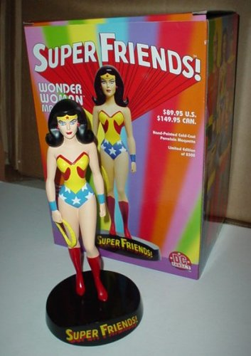 【60%OFF】 Super Friends! 9 ワンダーウーマン Wonder Super Woman Wonder 9 1/8