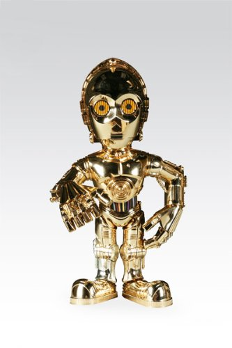スターウォーズ Star wars Medicom C3PO Super Deformed VCD (海外取寄せ品)