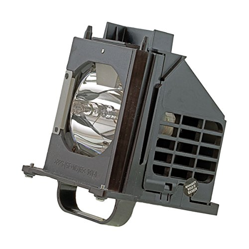 Mitsubishi WD65837 Rear Projector TV Assembly with OEM Bulb and オリジナル ハウジング 『汎用品』(海外取寄せ品)
