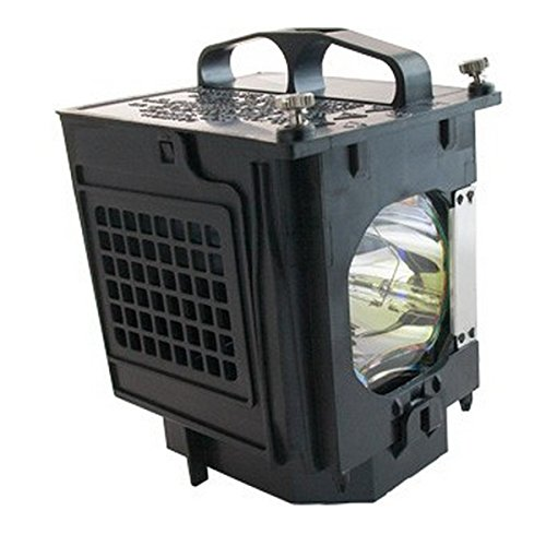 Mitsubishi WD57831 Rear Projector TV Assembly with OEM Bulb and オリジナル ハウジング 『汎用品』(海外取寄せ品)