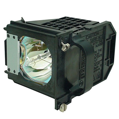 Mitsubishi WD73734 Rear Projector TV Assembly with OEM Bulb and オリジナル ハウジング 『汎用品』(海外取寄せ品)