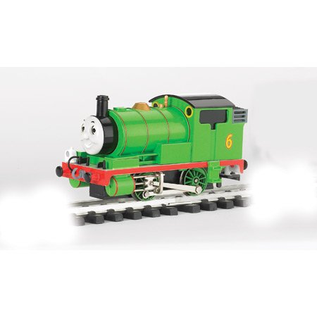 Bachmann トーマスアンドフレンズ Thomas & Friends - Percy with Moving アイ - ラージ