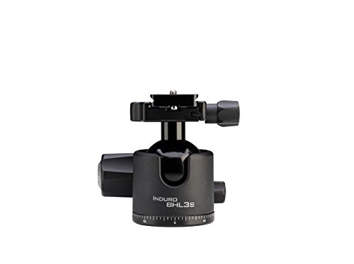 Induro Tripods BHL3S Ball Head (Black) (海外取寄せ品)