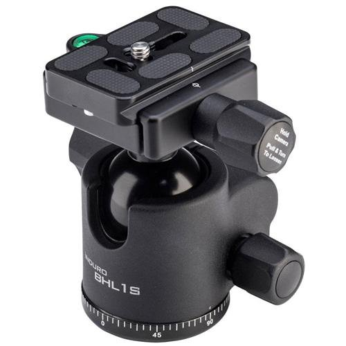 Induro Tripods BHL1S Ball Head (Black) (海外取寄せ品)