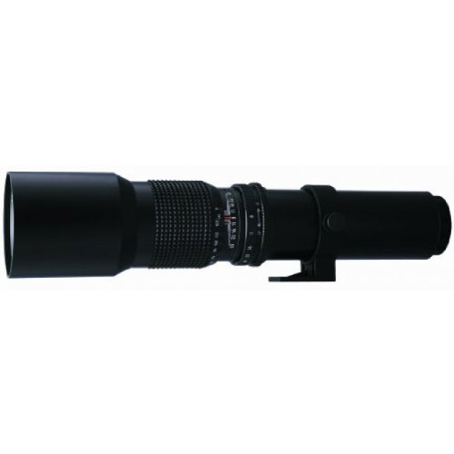 Bower SLY500PN ハイ-Power 500mm f/8 Telephoto レンズ for Nikon (海外取寄せ品)