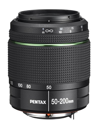 Pentax 21870 DA 50-200mm F/4-5.6 AL Weather Resistant レンズ (Discontinued by Manufacturer) (海外取寄せ品)