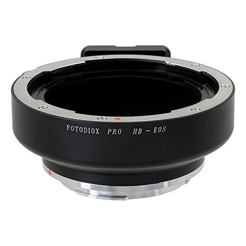 Fotodiox プロ レンズ Mount Adapter w/Tripod Mount, Hasselblad V レンズ to キャノン Canon EOS EF, EF-S Mount Camera such as EOS 7D, 5D & 60D (海外取寄せ品)