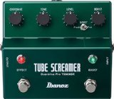 Ibanez TS808DX チューブ Screamer Booster/Overdrive Pedal (海外取寄せ品)