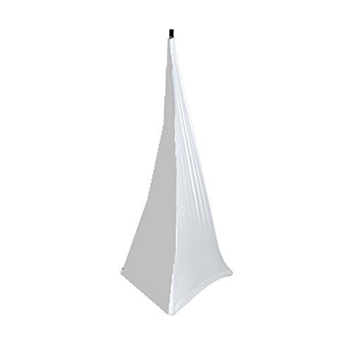 Pyle PSCRIM3W DJ スピーカー / Light Stand Scrim, ユニバーサル Compatibility & Mountable, for Tripod Stands, 3 両面 (White) (海外取寄せ品)