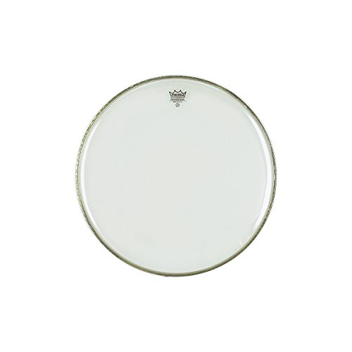 Remo Weather キング エンペラー Clear Bass Drumhead, 24 インチ (海外取寄せ品)