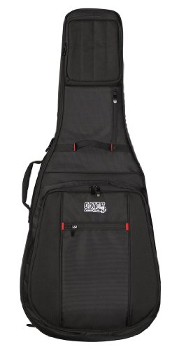 Gator G-PG ACOUSTIC プロ Go Series Acoustic Guitar Gig-Bag (海外取寄せ品)