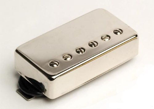 Seymour Duncan SH-55b Seth Lover 4-コンダクター Humbucker Guitar Pickup Nickel ブリッジ (海外取寄せ品)