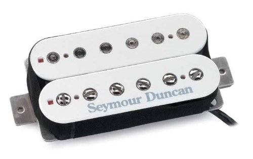 Seymour Duncan SH-1 1959 Model Electric Guitar Pickup ホワイト ブリッジ (海外取寄せ品)
