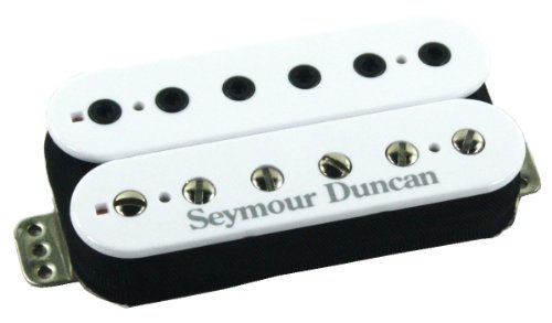 Seymour Duncan TB-12 Screamin' Demon Trembucker Pickup, ホワイト (海外取寄せ品)