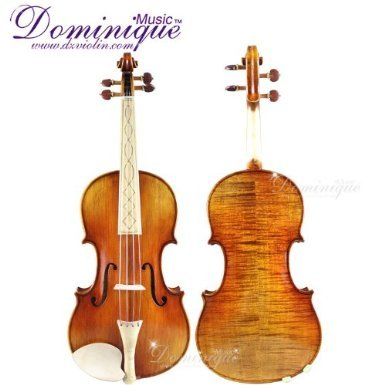 D Z Strad Baroque スタイル Viola #200 With ケース and ボウ-15