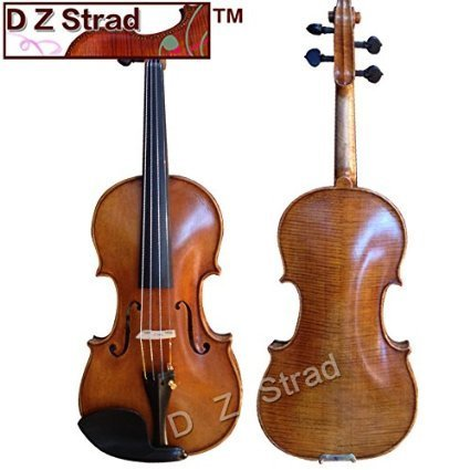 D Z Strad viola #400 with ケース and ボウ-14