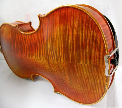 D Z Strad viola #N202 With ケース and ボウ-15.75