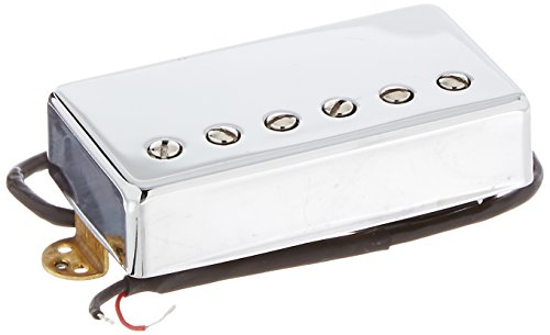 Fender Accessories EVH Wolfgang ブリッジ Pickup - クローム (海外取寄せ品)