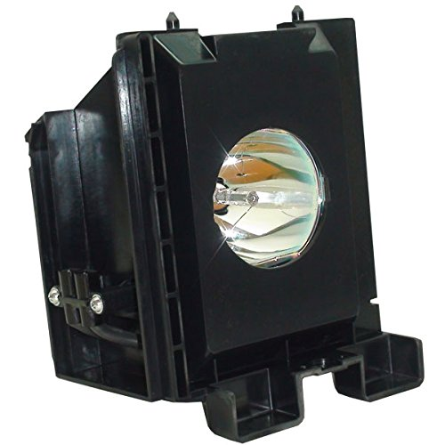 Mitsubishi WD52631 Rear Projector TV Assembly with OEM Bulb and Original Housing