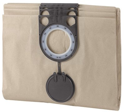 Bosch VAC022 Heavy-Duty Bags for Dry or Wet Material 3 パック (海外取寄せ品)