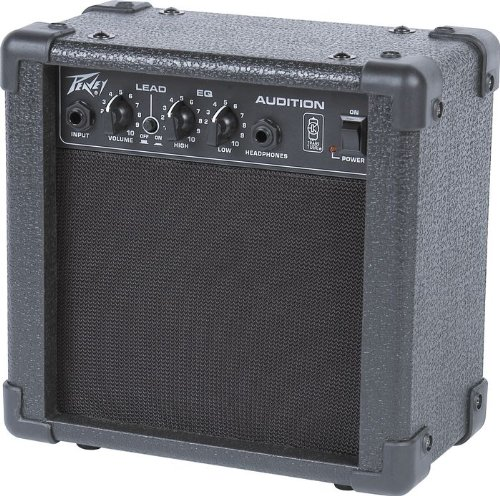 Peavey AUDITION 2 Channel Guitar Amplifier Emulated Sound (海外取寄せ品)