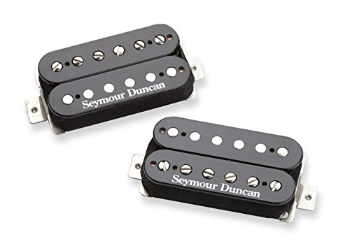 【人気商品】 Seymour Duncan Pearly Gates ブラック セット ブラック Electric Duncan Electric Guitar エレクトロニック (海外取寄せ品), CDC general store:b12ead7b --- canoncity.azurewebsites.net