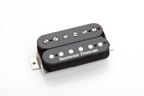 Seymour Duncan SHPG1 Pearly Gates Humbucker Pickup (Neck, Black) (海外取寄せ品)