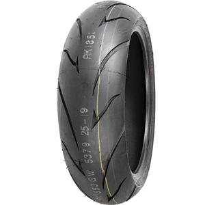 Shinko 011 Verge Radial Tire - Rear - 160/60ZR17 , Position: Rear, Tire サイズ: 160/60-17, Rim サイズ: 17, スピード Rating: W, Tire Type: ストリート, Tire Construction: Radial, Tire Application: スポーツ, Load Rating: 69 XF87-4091 (海外取寄せ品)