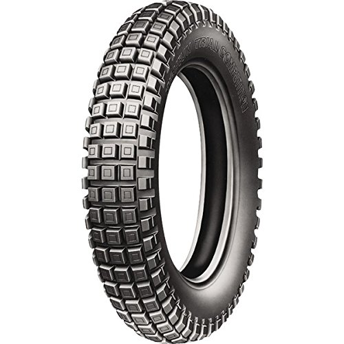 Michelin Trial X Light Rear Tire - 120/100R-18 TT/TL/-- (海外取寄せ品)