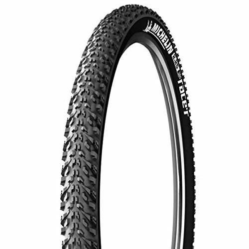 Michelin WildGrip'R Advanced Tubeless レディー Folding Mountain Bicycle Tire (Black - 27.5 (650) x 2.25) (海外取寄せ品)
