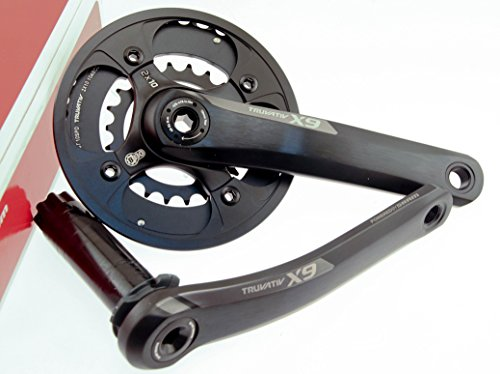 SRAM TRUVATIV X.9 BB30 Crankset (170mm, 36/22T, 10 Speed) (海外取寄せ品)