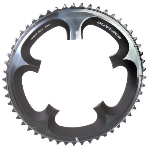 Shimano FC-7900 Dura-Ace Chainring (Silver, 130x53T 10 スピード B-Type) (海外取寄せ品)