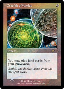 優れた品質 マジック:ザ Foil of・ギャザリング Magic: the Gathering - Crucible Worlds of Worlds - Judge Promos - Foil (海外取寄せ品), Foot Time:9cb30133 --- canoncity.azurewebsites.net