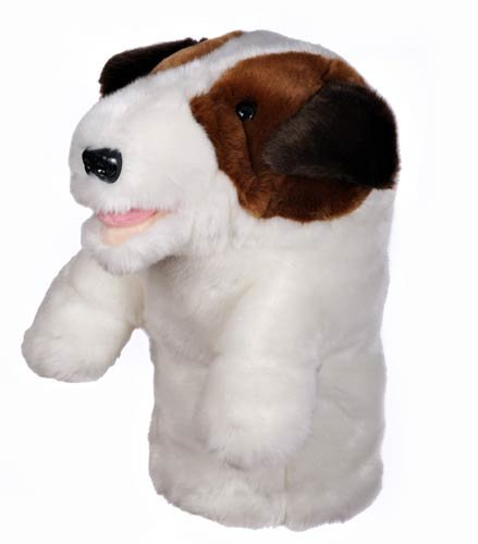 Daphne's ジャック Russell Terrier Headcovers (海外取寄せ品)
