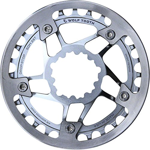 Wolf Tooth コンポーネント SST ダイレクト Mount Bashring: for SST DM Chainrings 24-26T (海外取寄せ品)