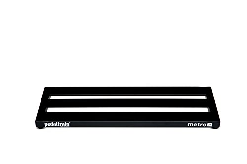 Pedaltrain PT-M24-SC Metro 24 Pedal Boards with ソフト ケース (海外取寄せ品)