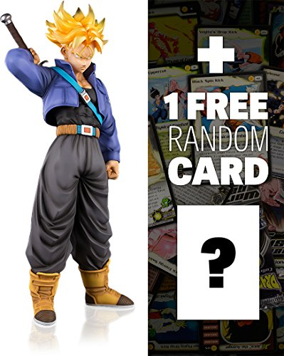 買取り実績  Super Saiyan Trunks: Super Dragonball Z x Tamashii Nations Trunks: FiguartsZERO FREE EX Figure + 1 FREE オフィシャル DragonBall Trading Card バンドル (海外取寄せ品), 愛する下着たち!ビーハーツ:93b00fff --- canoncity.azurewebsites.net